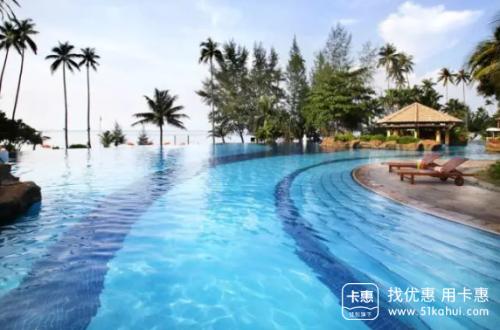 今年春节假期去民丹岛,景美人少还有精品酒店银联福利!
